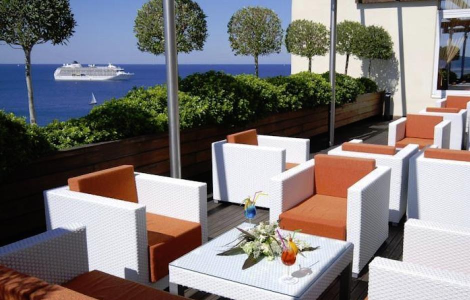 Slovinsko Portorož Grand Hotel Bernardin *****