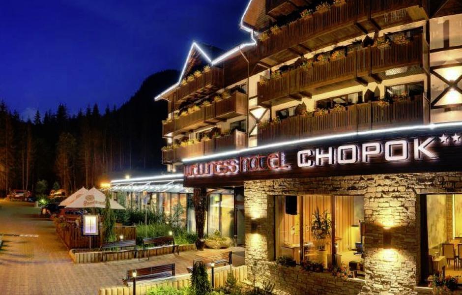 Wellness Hotel Chopok ****